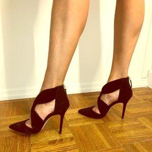 Sexy Suede Reiss Heels / Stilettos